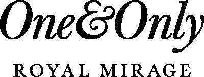 One&Only Royal Mirage Resort logo