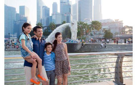 原始的新加坡. 城市观光徒步之旅